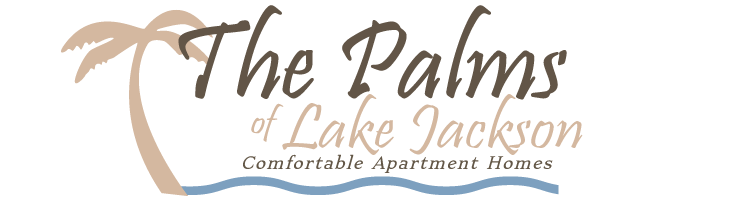 The Palms of Lake Jackson Apartments logo